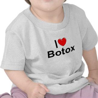 I Love (Heart) Botox Tees