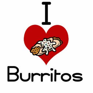 I love-heart burritos cut out