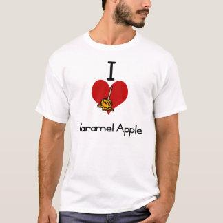I love-heart caramel apple T-Shirt