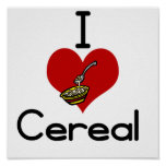 I love-heart cereal posters