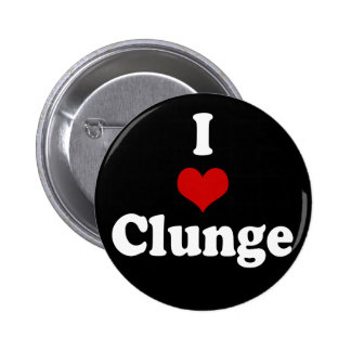 I LOVE {HEART} CLUNGE BUTTON