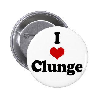 I LOVE {HEART} CLUNGE PIN