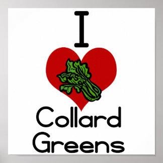 I love-heart collard greens print