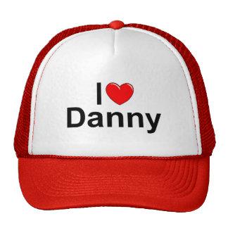 I Love (Heart) Danny Mesh Hats