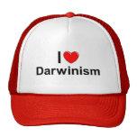 I Love (Heart) Darwinism Trucker Hat