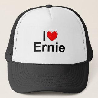 I Love (Heart) Ernie Trucker Hat