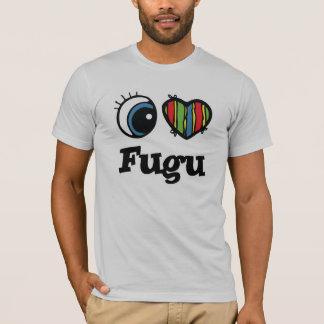 I Love (Heart) Fugu T-Shirt