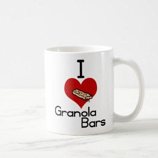 I love-heart granola bars mugs