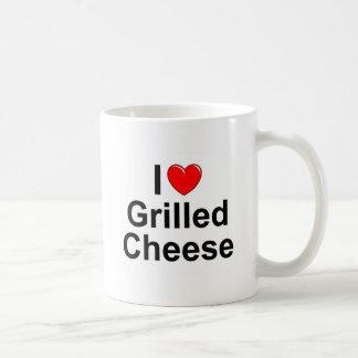 I Love (Heart) Grilled Cheese Coffee Mug