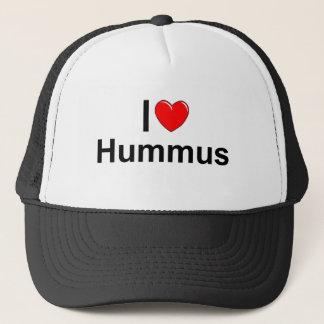 I Love (Heart) Hummus Trucker Hat