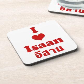 I Love (Heart) Isaan Coaster