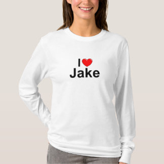 I Love (Heart) Jake T-Shirt