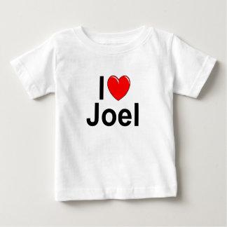 I Love (Heart) Joel Baby T-Shirt
