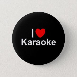I Love Heart Karaoke Button