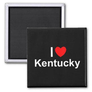 I Love (Heart) Kentucky Magnet