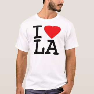 I Love Heart LA T-Shirt