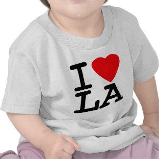 I Love Heart LA Tee Shirt