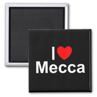 I Love (Heart) Mecca Magnet