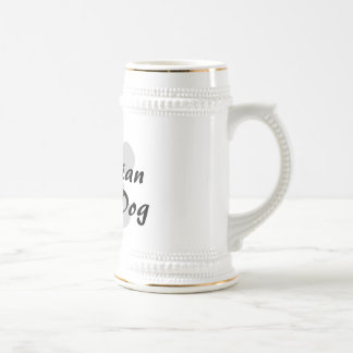 I Love (Heart) My Australian Cattle Dog Coffee Mugs