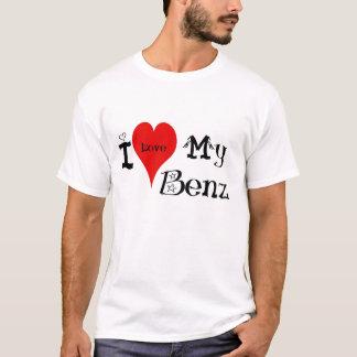 i love (heart) my Benz T-Shirt