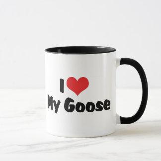 I Love Heart My Goose - Bird Lover Mug