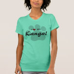 I Love (Heart) My Kangal Dog Lovers Shirt