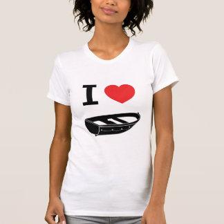I love heart my rowing / row boat tee shirt