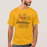 I Love (Heart) My Smålandsstövare T-Shirt