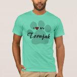 I Love (Heart) My Tornjak T-Shirt