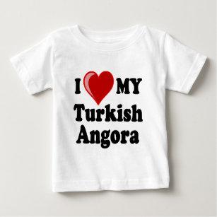 Turkish Angora Cat Baby Clothes Shoes Zazzle