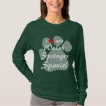 I Love (Heart) My Welsh Springer Spaniel T-Shirt
