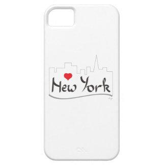 I love (heart) New York, New York iPhone SE/5/5s Case