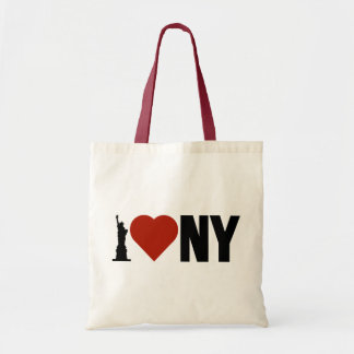 I Love Heart New York Tote Bag