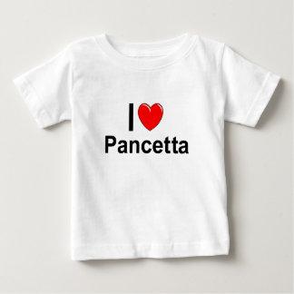I Love Heart Pancetta Baby T-Shirt