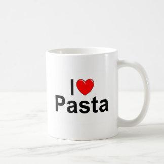 I Love (Heart) Pasta Coffee Mug