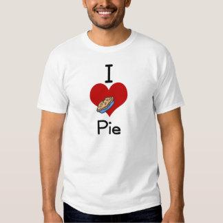I love-heart pie T-Shirt