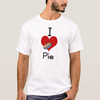 I love-heart pie T-Shirt