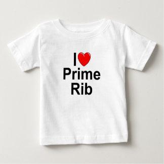 I Love (Heart) Prime Rib Tee Shirt