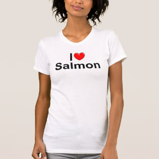 I Love (Heart) Salmon T-Shirt