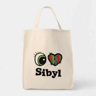 I Love (Heart) Sibyl Bag