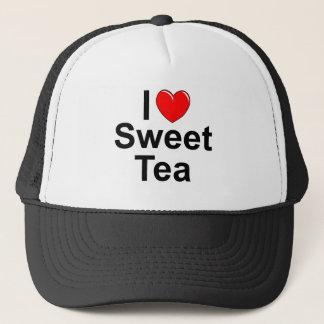 I Love (Heart) Sweet Tea Trucker Hat