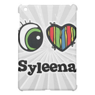 I Love (Heart) Syleena Case For The iPad Mini