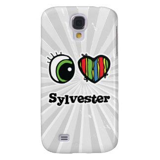 I Love (Heart) Sylvester Samsung Galaxy S4 Case