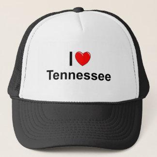 I Love (Heart) Tennessee Trucker Hat