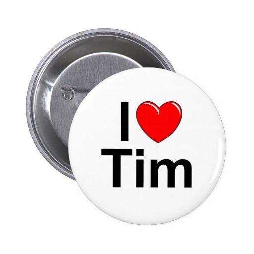 I Love (Heart) Tim Pins
