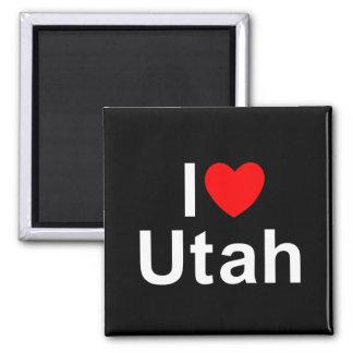 I Love (Heart) Utah Fridge Magnets