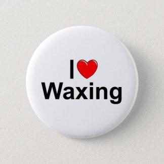 I Love (Heart) Waxing Button