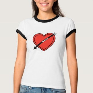 I Love Heart You T-Shirt