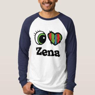 I Love (Heart) Zena T-Shirt