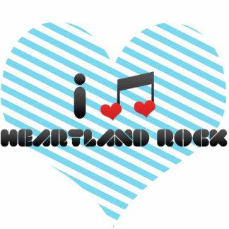I Love Heartland Rock Photo Cutouts